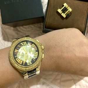 MichaelKors Camille Chronograph MK5901 Wrist Watch